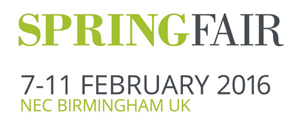 Come and See us at the International Spring Fair NEC 2016